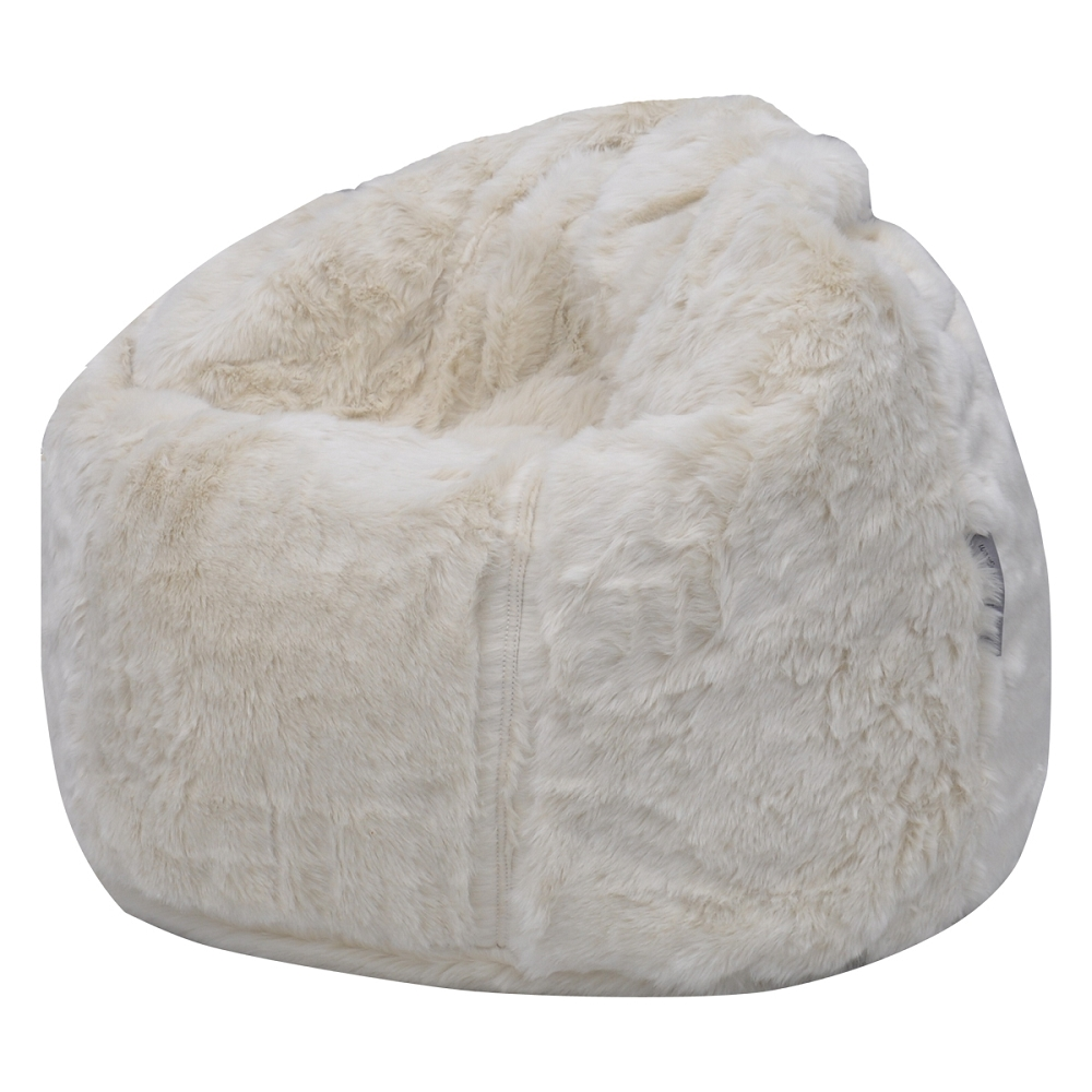 Faux Fur Bean Bag Chair Bangkokfoodietour Com