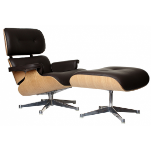 finn juhl chair charles eames style lounge replica chair and ottoman, stainless steel swiveluk com