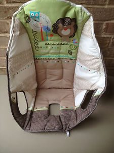 fisher price ez clean high chair $