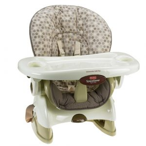 fisher price space saver high chair t d