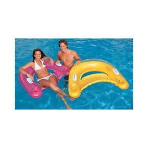 floating pool lounge chair