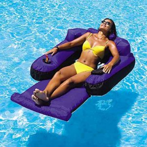 floating pool lounge chair s l
