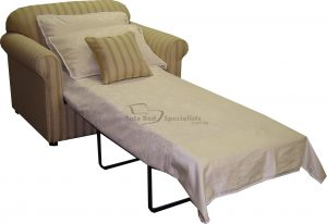 fold bed chair sofabed chair round arm