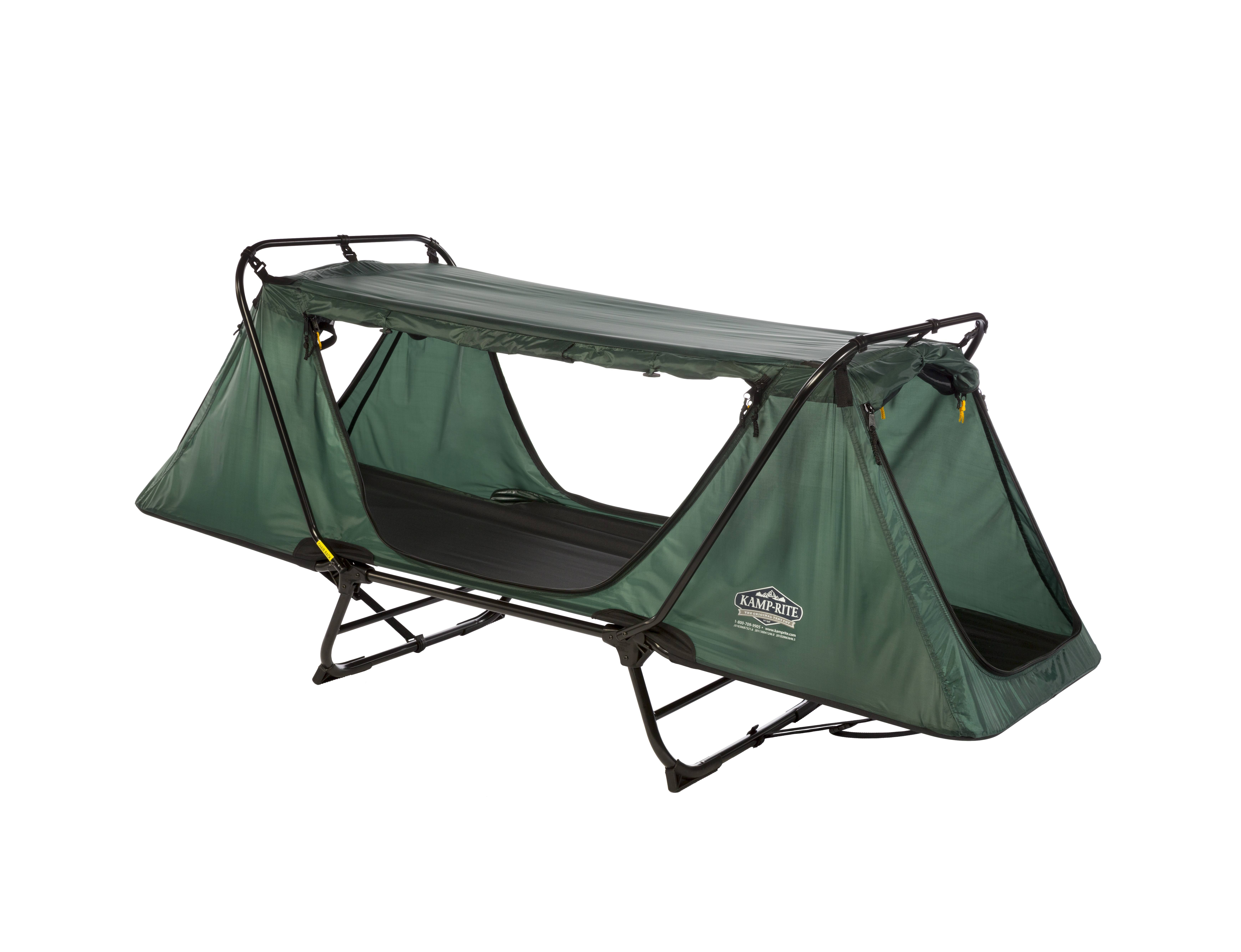 fold bed chair tc original tentcot open