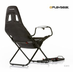 foldable gaming chair plst chall rear