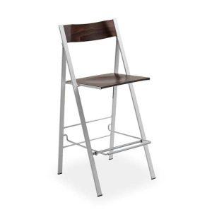 foldable high chair pocket wood stool modern barstools