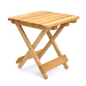 foldable high chair wooden folding table