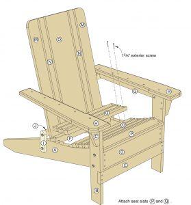 folding adirondack chair plans adirondack chair folding