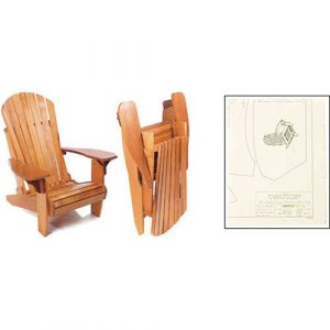 folding adirondack chair plans s l