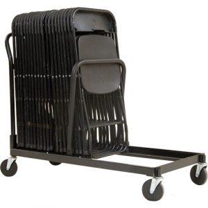 folding chair cart ccblk