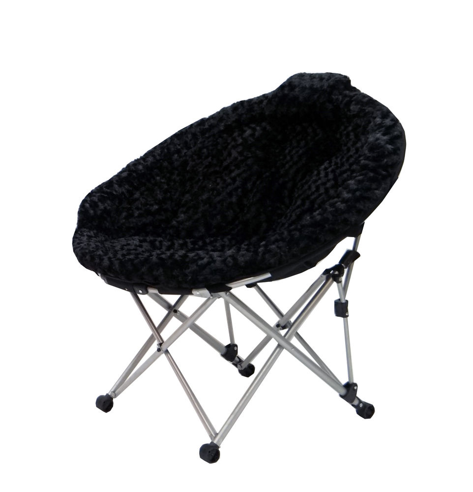 folding papasan chair