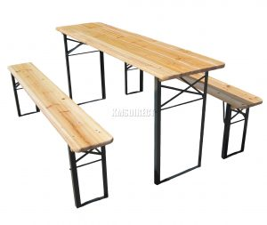 folding table and chair set furniture na fbeertable kmswm