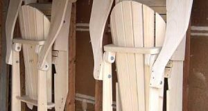folding wooden rocking chair lee valley adirondack chair plan folding