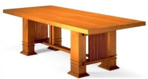 frank lloyd wright chair t