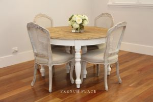 french provincial chair ta