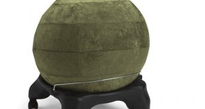 gaiam balance ball chair s l