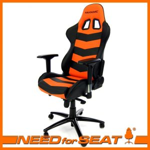 gamers chair for sale thunderbolt orange