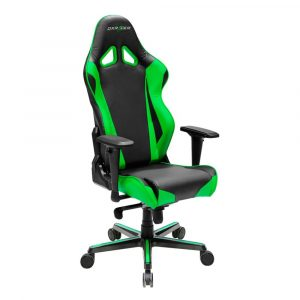 gaming chair dxracer dxracer tacing series gaming chair green