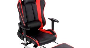 gaming office chair merax big and tall back ergonomic racing style computer gaming office chair ppjaa