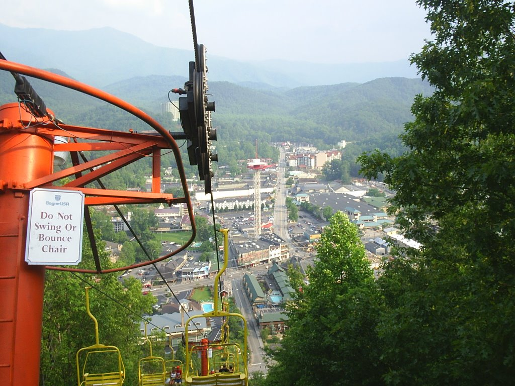Perfect Gatlinburg Chair Lift