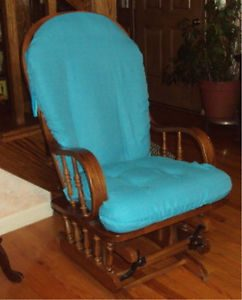 glider rocking chair cushions $