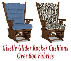 glider rocking chair cushions cc