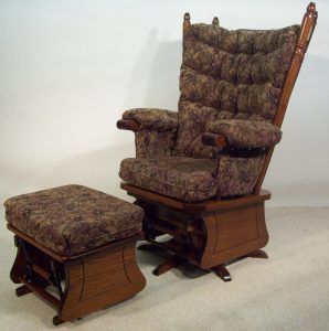 glider rocking chair cushions swivel glider rocker with ottoman