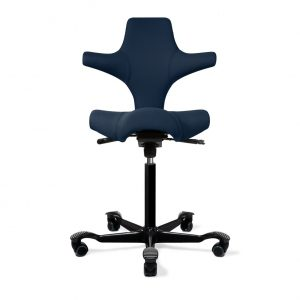 gray office chair chicago saphire black