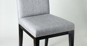 gray parsons chair black linen dining chairs contemporary in grey theme made of upholstered with parsons type and legs leather x