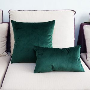 green velvet chair high quality soft emerald green velvet pillow case cushion cover dark green pillow cover no balling jpg x