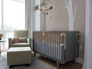 grey and yellow accent chair z neutral nursery