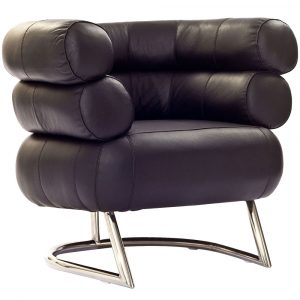 grey lounge chair eei blk e
