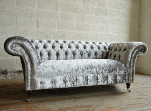 grey lounge chair westbury velvet chesterfield sofa x