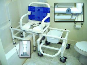 handicap toilet chair new winsets
