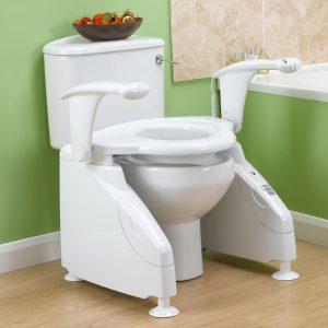 handicap toilet chair solo toilet lift