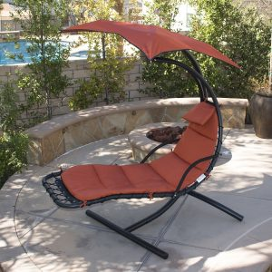 hanging chaise lounger chair hg or