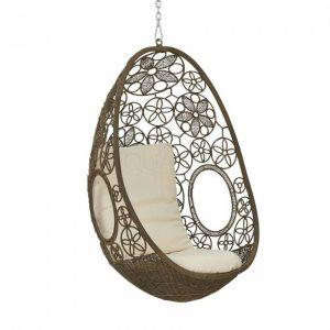hanging pod chair f sr lg lotus pod chair no stand