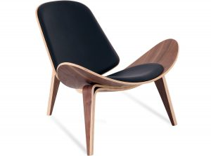 hans wegner chair ch shell chair hans wegner leather platinum replica