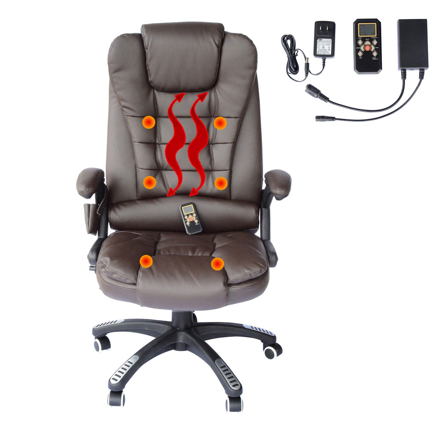 heated office chair