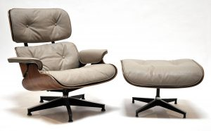 herman miller lounge chair charles z