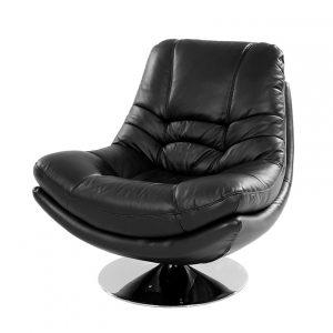 high back leather chair sof swivel chair medium
