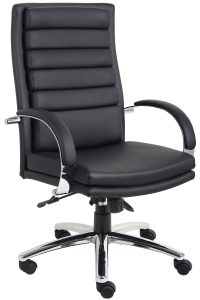 high back mesh office chair b