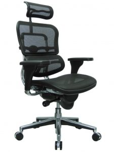 high back mesh office chair eurotech ergohuman mesh x