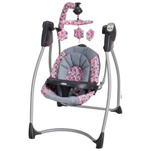 high chair for baby girls master:gro