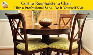 how much does it cost to reupholster a chair maxresdefault