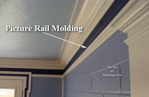 how to install chair rails picture rail molding kitchen for hanging plates