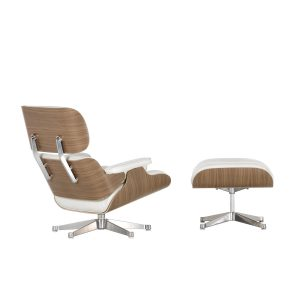 ikea chair with ottoman vitra lounge chair ottoman weiss
