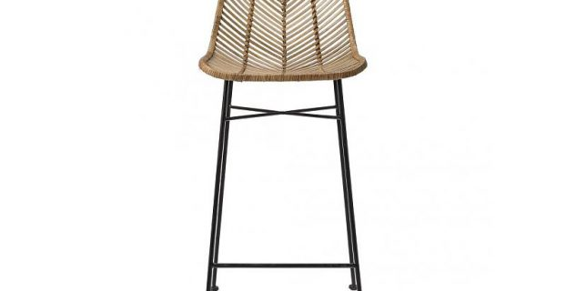 ikea wicker chair rattan bar stool