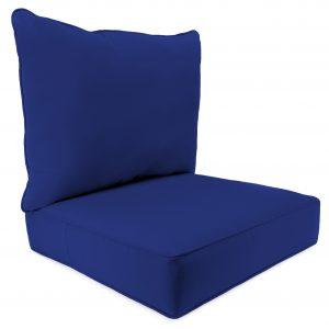 indoor chair cushions piece deep seat chair cushion set brwt