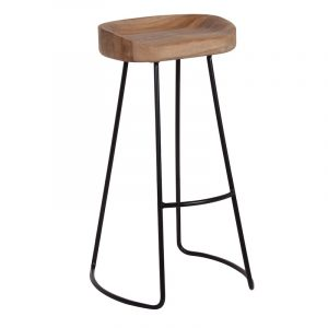 industrial desk chair industrial oak bar stool p